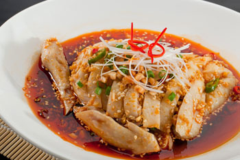 Kou Shui Chicken